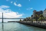 View along the Embarcadero, San Francisco - 184449795