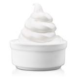 Vanilla Soft Ice Cream - 184464171