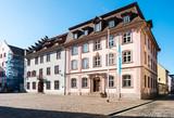 Altes und neues Rathaus in Villigen