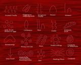Australian Aboriginal Symbols 2