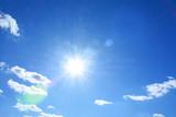かがやく太陽 青空  - 184501983