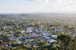 Auckland sunset view from Mount Eden - 184508761
