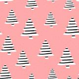 Seamless Christmas Pattern - 184536924