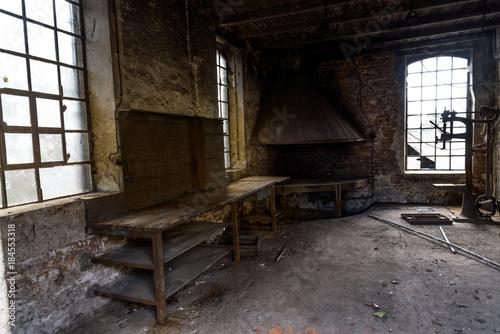 Aluminium Oude verlaten gebouwen Abandoned Town Coal Mining Immerath