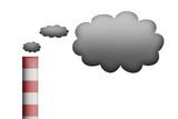 Contaminación de fábricas por humos - 184636328
