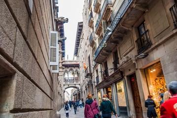 Barcelone, Espagne.