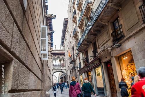 Foto op Plexiglas Barcelona Barcelone, Espagne.