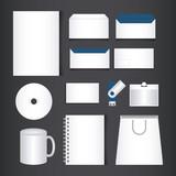 corporate brand identity template set - 184738552