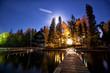 Saskatchewan Lake Cabin