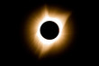 Totality during solar eclipse