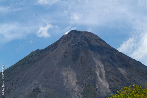 Fotobehang Centraal-Amerika Landen volcan