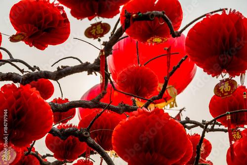 China, chinesisches Neujahr Poster