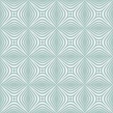 Blue modern geometric texture. A seamless vector background.