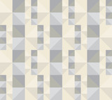 Geometric Seamless Pattern Rectangle