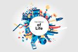 Il cerchio della vita moderna - 184841325