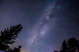 Noche de estrellas en Noruega.