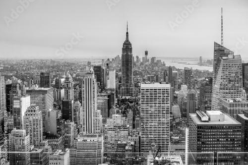 Foto op Aluminium New York New York City, USA.