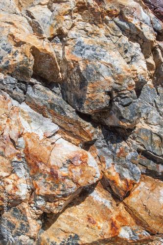 In de dag Stenen Close up of rock.