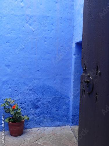 Monastere Santa Catalina à Arequipa au Pérou