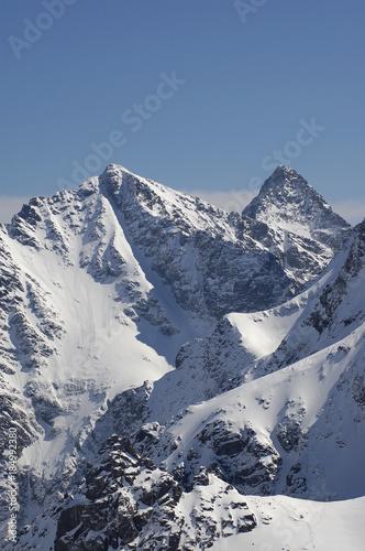 Rysy ze Szpiglasowej Perzełęczy