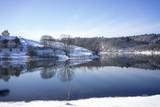 Jezioro Solińskie Zimą