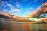 High def Sunset at Lake Superior