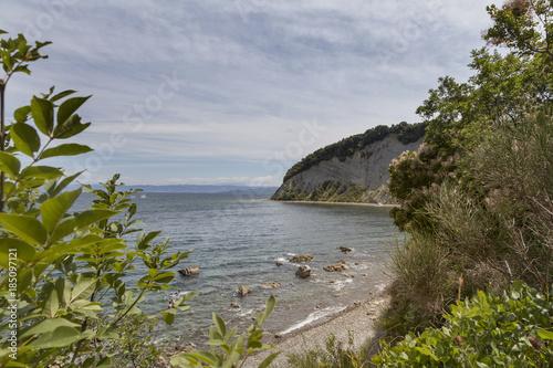 Leinwanddruck Bild Landschaft in Slowenien