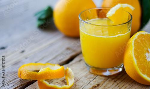 Foto op Plexiglas Sap oranges
