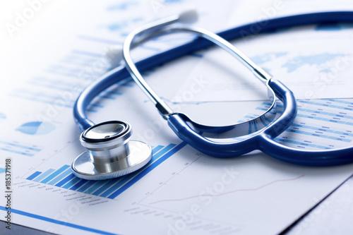 stetoscopio, salute, medicina, controllo, analisi © MG