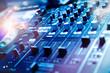 Platine DJ fête et musique