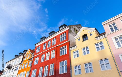 Architecture style of Copenhagen, Denmark
