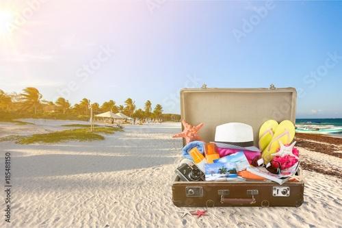Suitcase. - 185488150