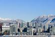 Wintery Vancouver