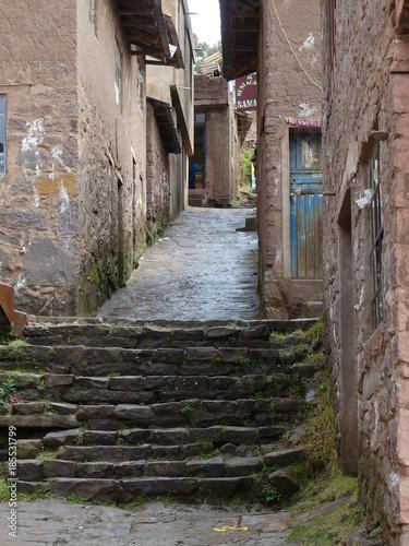 Ile Taquile - Titicaca - Pérou
