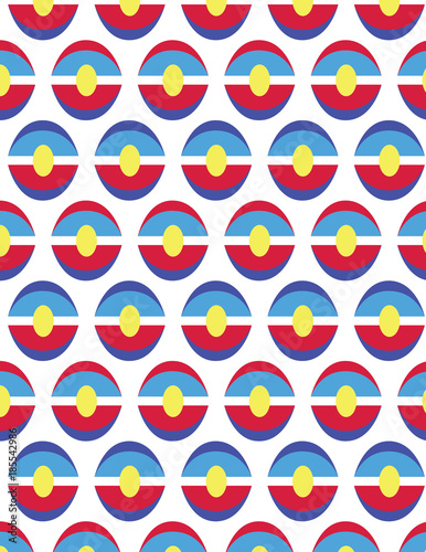 geometry pattern colorful - 185542986