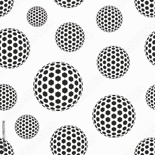 Seamless pattern, background.