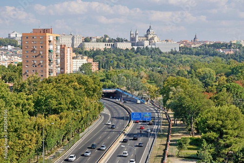 Foto op Aluminium Madrid Madrid, Spain