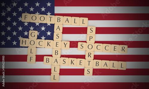 concepto-de-deportes-de-ee-uu-letras-de-mosaico-de-deportes-de-ee-uu-baloncesto-beisbol-futbol-hockey-futbol-y-golf-en-la-bandera-de-ee-uu-ilustracion-3d