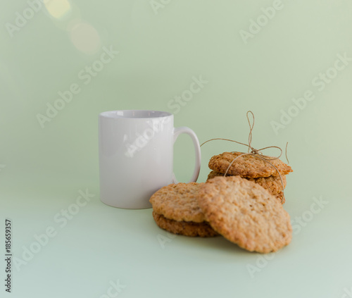 Cookies homemade.