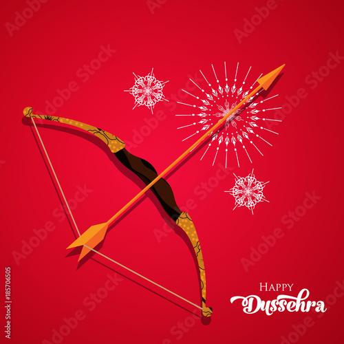 Happy dussehra greeting card design buy photos ap images happy dussehra greeting card design m4hsunfo