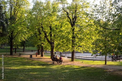 Foto Murales parco giochi rovereto