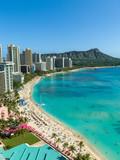 Hawaii Waikiki Beach  - 185785728
