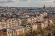 City view of Paris France
