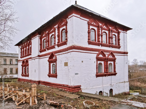 Дом воеводы. Соликамск. Пермский край