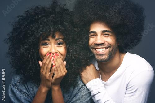 Happy love couple