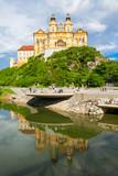 Melk Abbey Monastery, Austria - 186034773