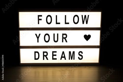 follow-your-dreams-light-box-sign-board