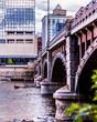 Grand Rapids Grand River Bridge