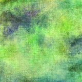 Abstract green watercolor painting background vector illustration| Grungy texture on handmade paper