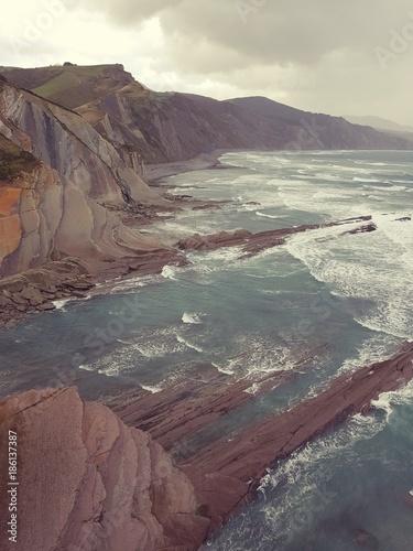 Keuken foto achterwand Beige Plaża Hiszpania